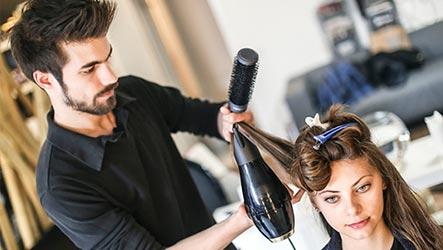 Beauty salon pos system
