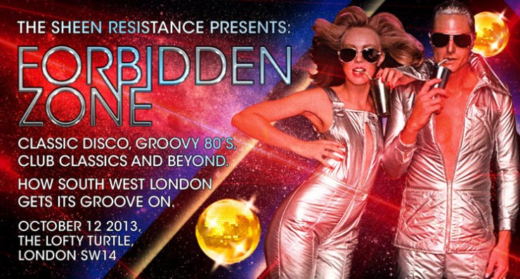 Forbidden Zone from The Sheen Resistance