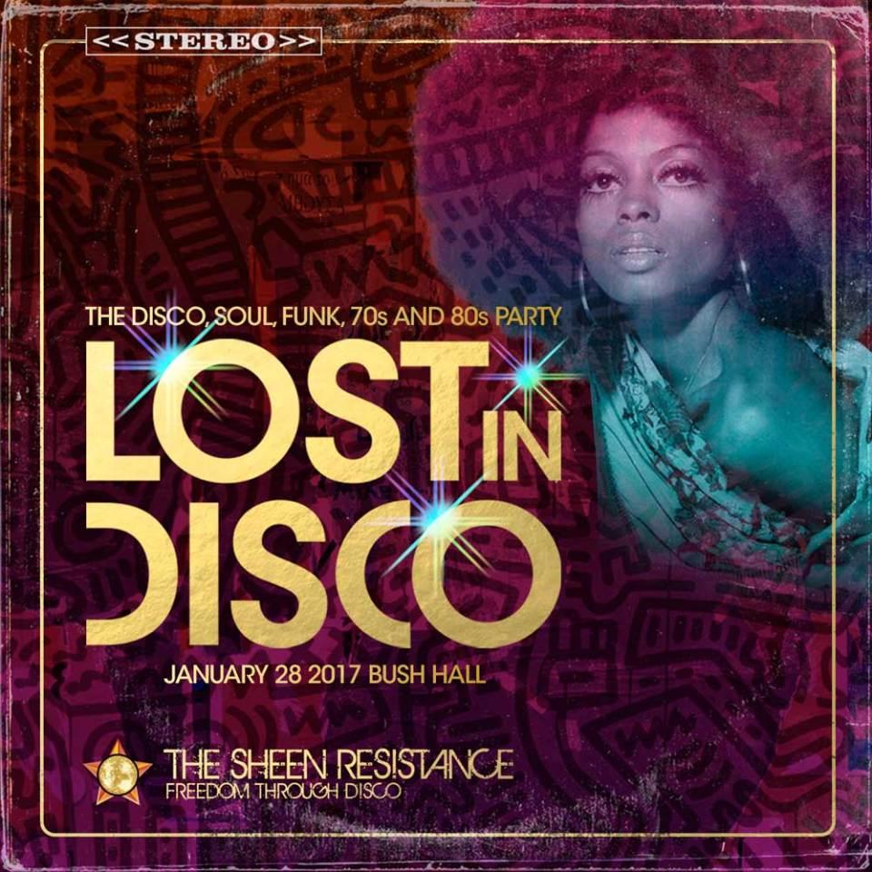 Lost In Disco Bush Hall promo mix