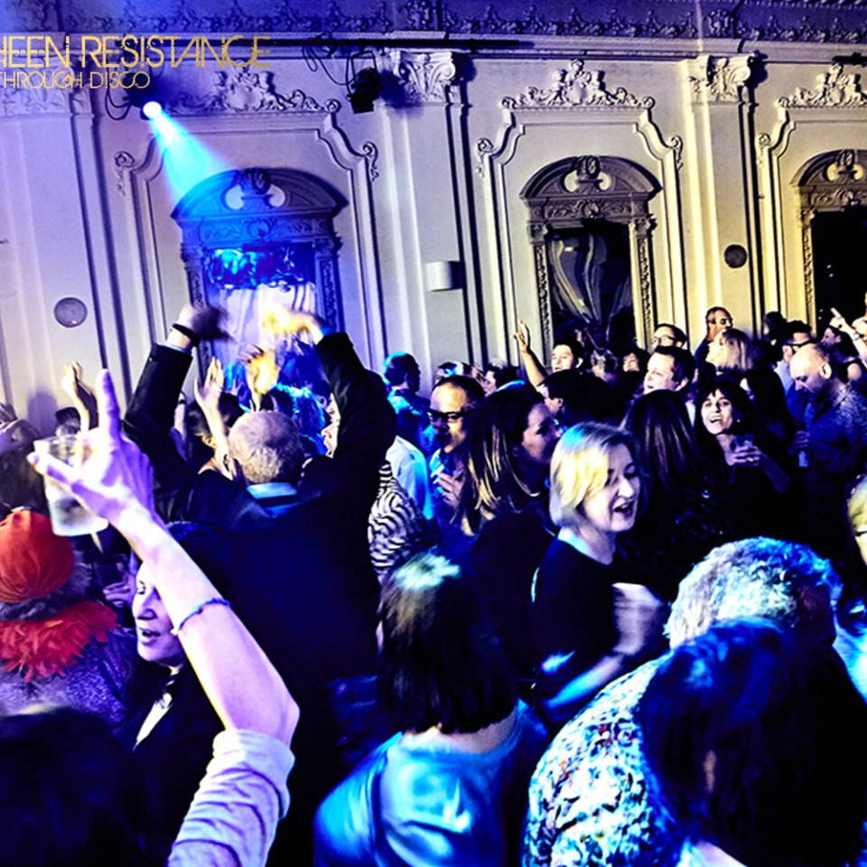 Lost-In-Disco-Sheen-Resistance-Bush-Hall-35