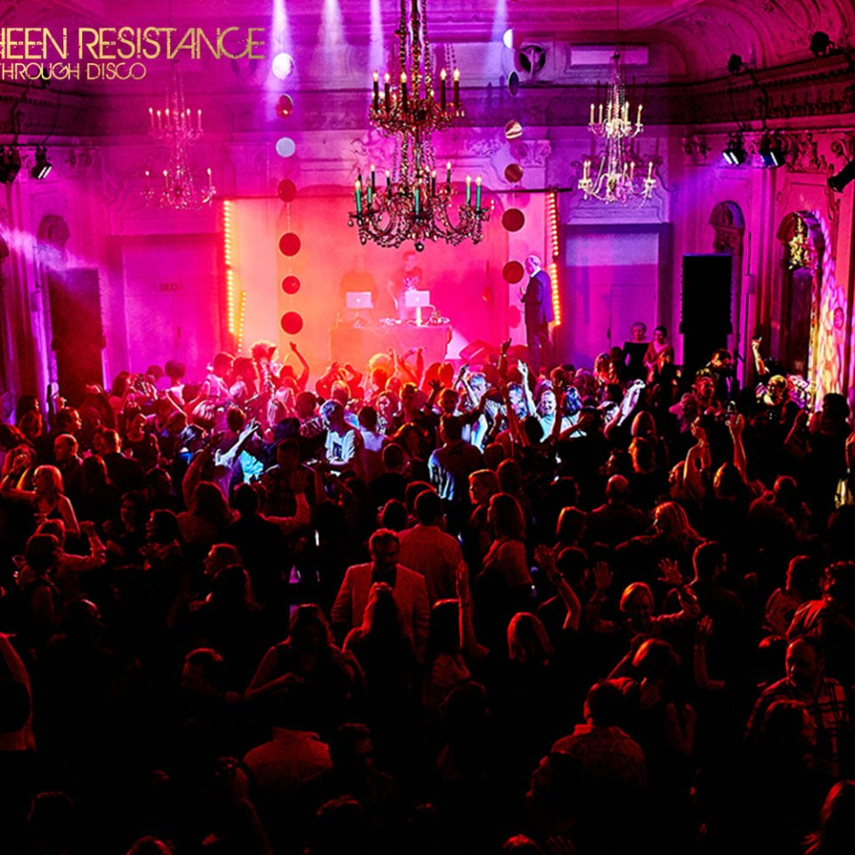 Lost-In-Disco-Sheen-Resistance-Bush-Hall-52