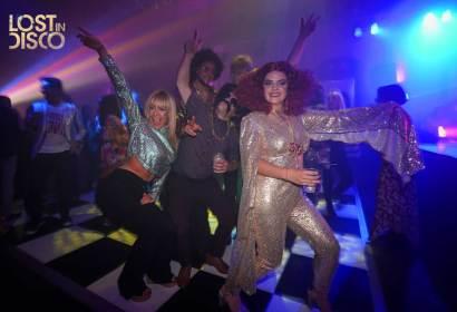 Lost In Disco London Bush Hall 70s Disco Sheen Resistance