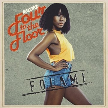 Folami Four to the Floor Chic Nile Rodgers disco 70s 80s dance music