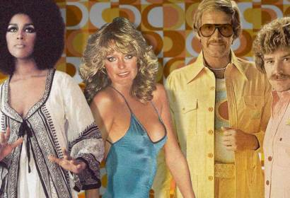 70s Disco Fashion inspiration for retro parties and events
