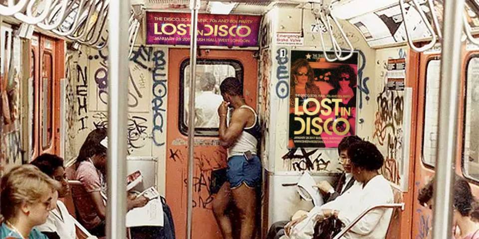 Lost-in-disco-Bush-Hall-Sheen-Resistance-subway