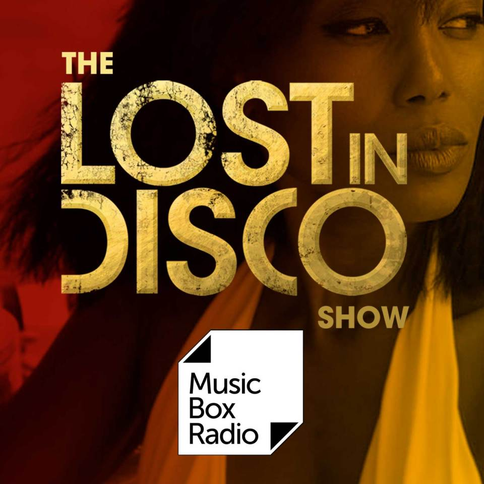 The Lost In Disco show on Music Box Radio UK with Special Guest Folami from Chic