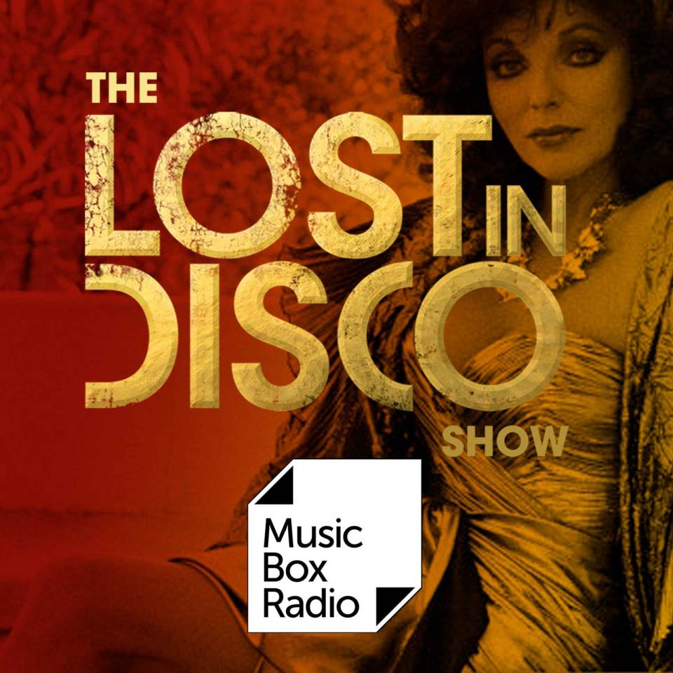 The Lost In Disco show on Music Box Radio UK