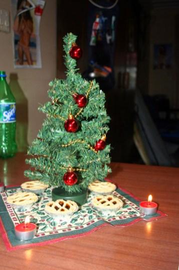 2. Advent mit Fruit-Mince-Tarts