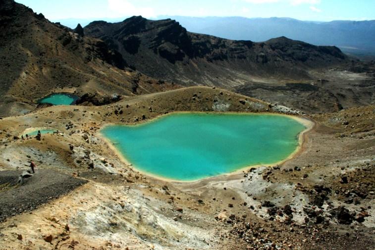 Emerald Lakes