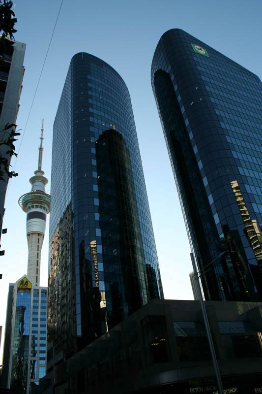 Aucklands Skytower