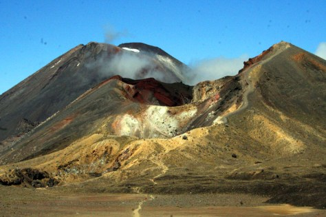 Red Crater