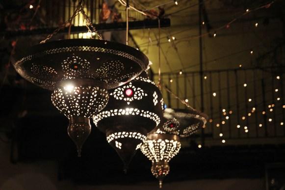 Weihnachtsmarktbeleuchtung