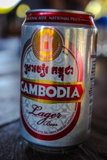Kambodschanisches Bier