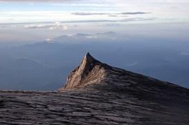 Aussicht auf weitere Berge