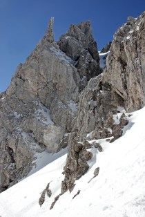 Felsformationen am Grünstein