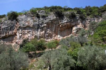 Klettergebiet Massone