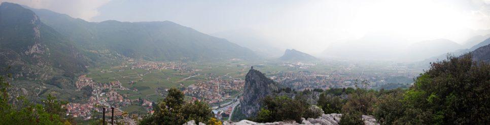 Blick vom Monte Colodri (293m)