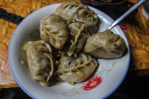 Buuz - Mongolische Dumplings