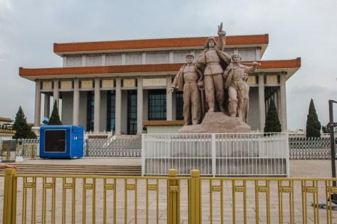 Maos Mausoleum