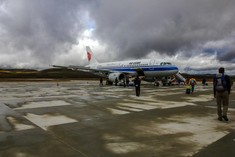 Daocheng Flughafen, der höchste Passagierflughafen der Welt auf 4.400m