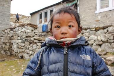 Kind in Dughla