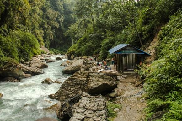 Jhinudanda Hot Springs