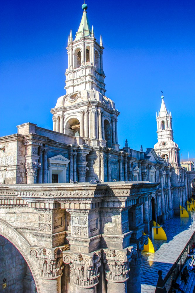 Kathedrale Arequipa