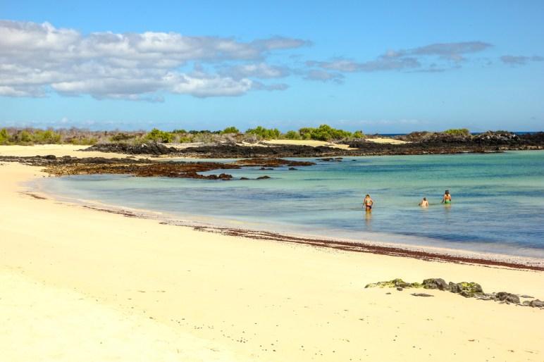 Playa las Bachas