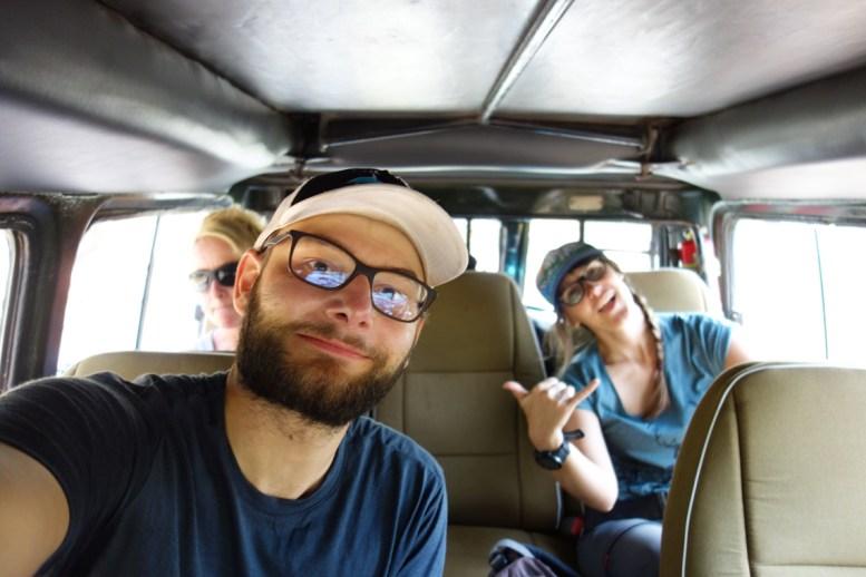 Los geht's auf Safari!