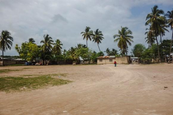 Platz in Nungwi