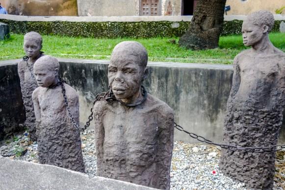 Sklaverei Denkmal