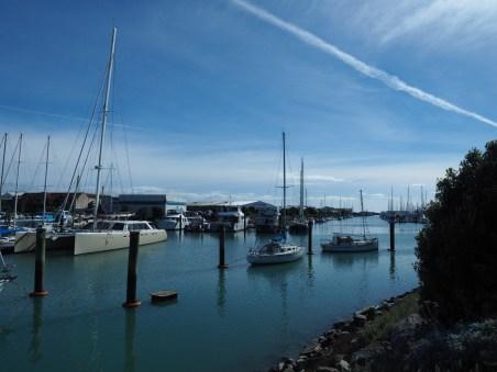 Hafen von Nelson