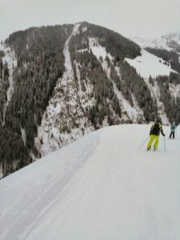 Skifahren im Pillerseetal
