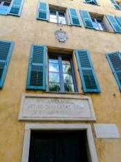 Napoleons Geburtshaus in Ajaccio