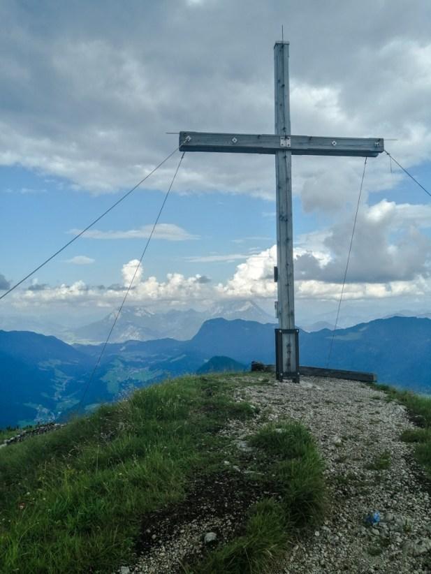 Gipfel vom Veitsberg