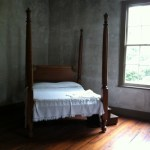Haile Homestead master bed