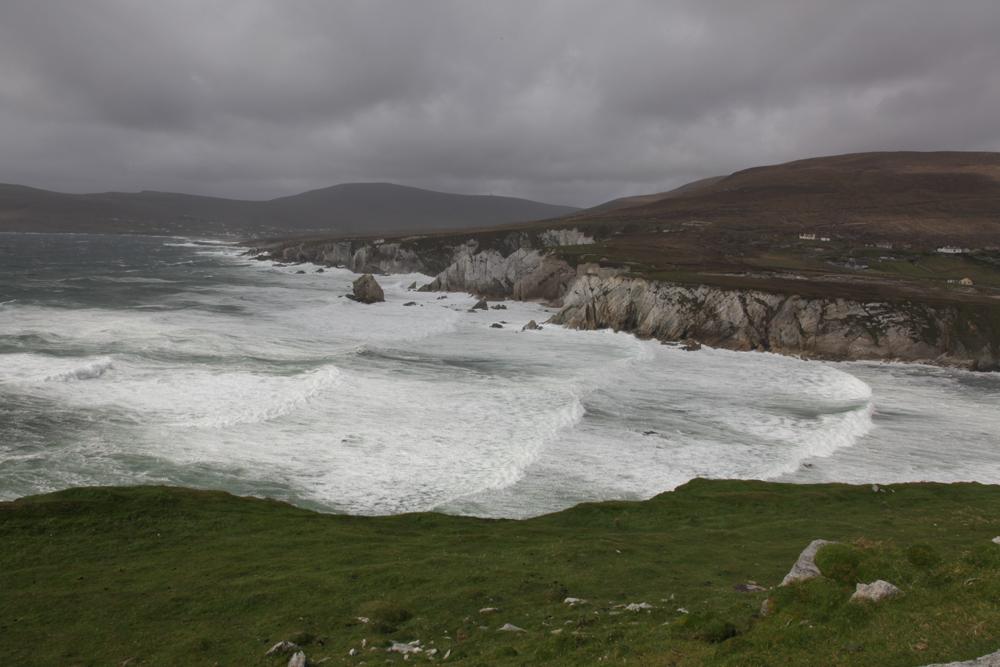 Atlantic Storm Achill Co Mayo