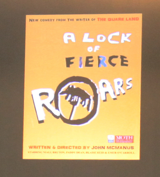 A Lock of Fierce Roars