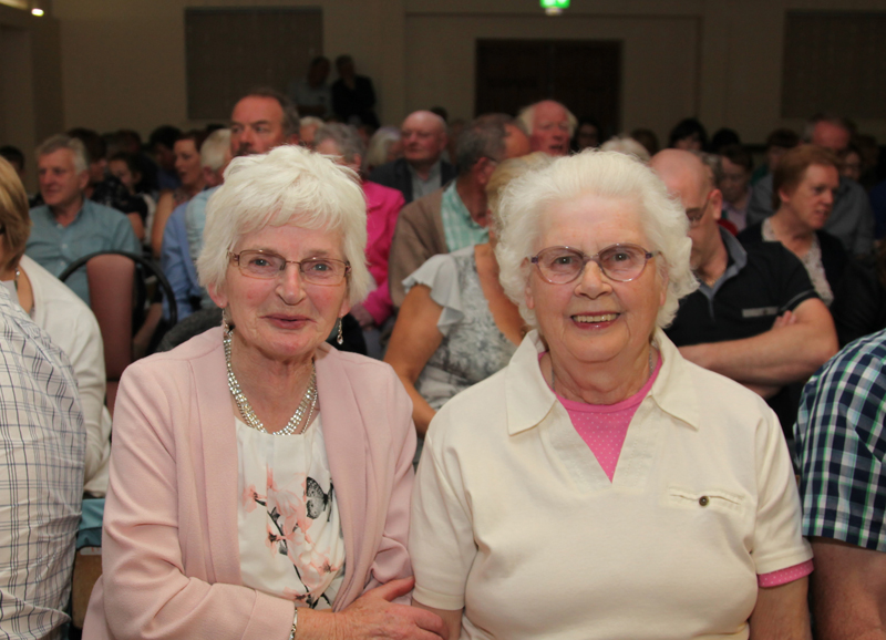 Rosemary Maguire and Kathleen Richie