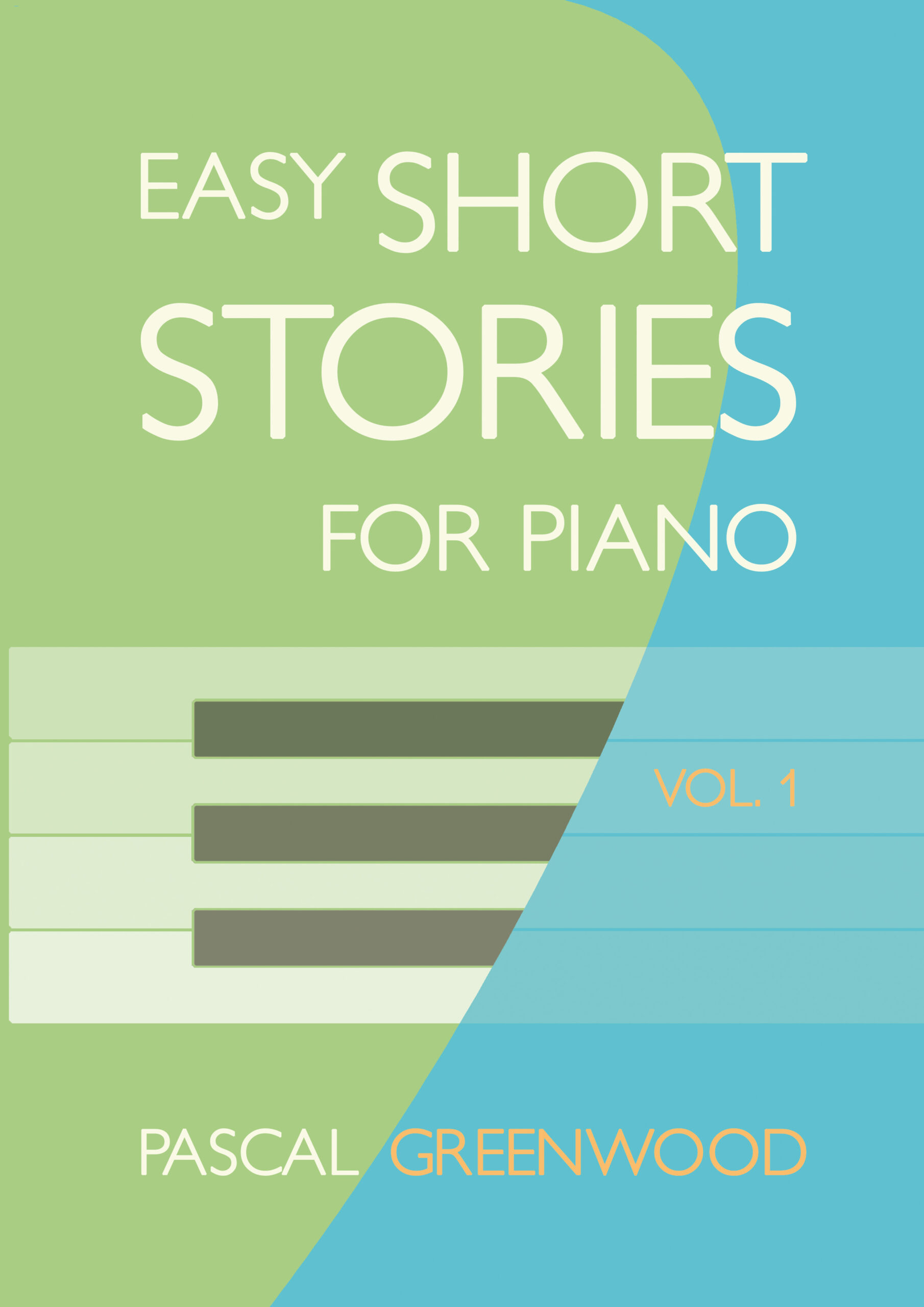 Easy Short Stories for Piano Vol. 1