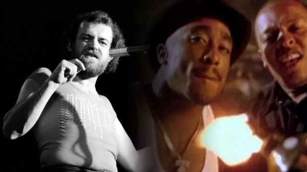 Joe Cocker, Tupac Shakur and Dr. Dre