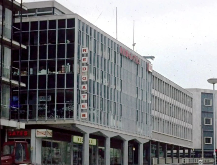 Redgate's Huge Toy Shop on Furnival Gate