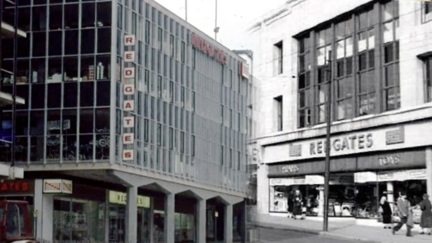 Redgates Toy Shop