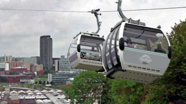 Sheffield Cableway: A Cable Car solution for the Steel City?