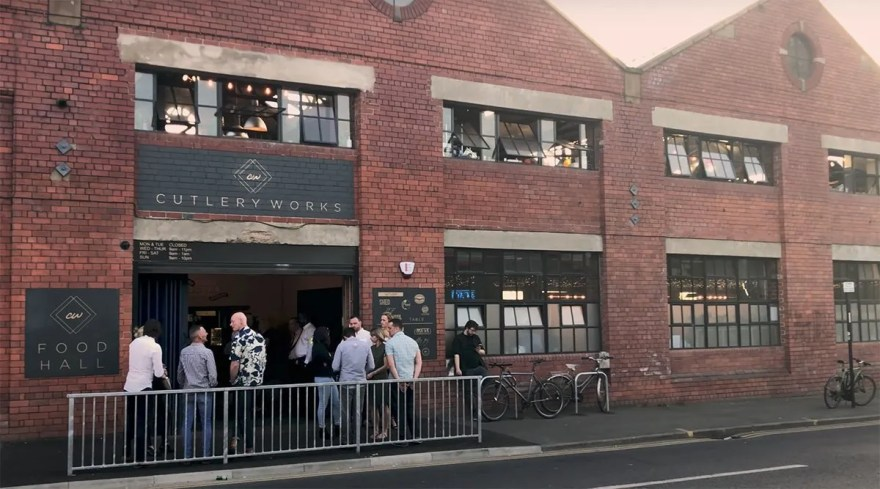 Cutlery Works, Neepsend Lane