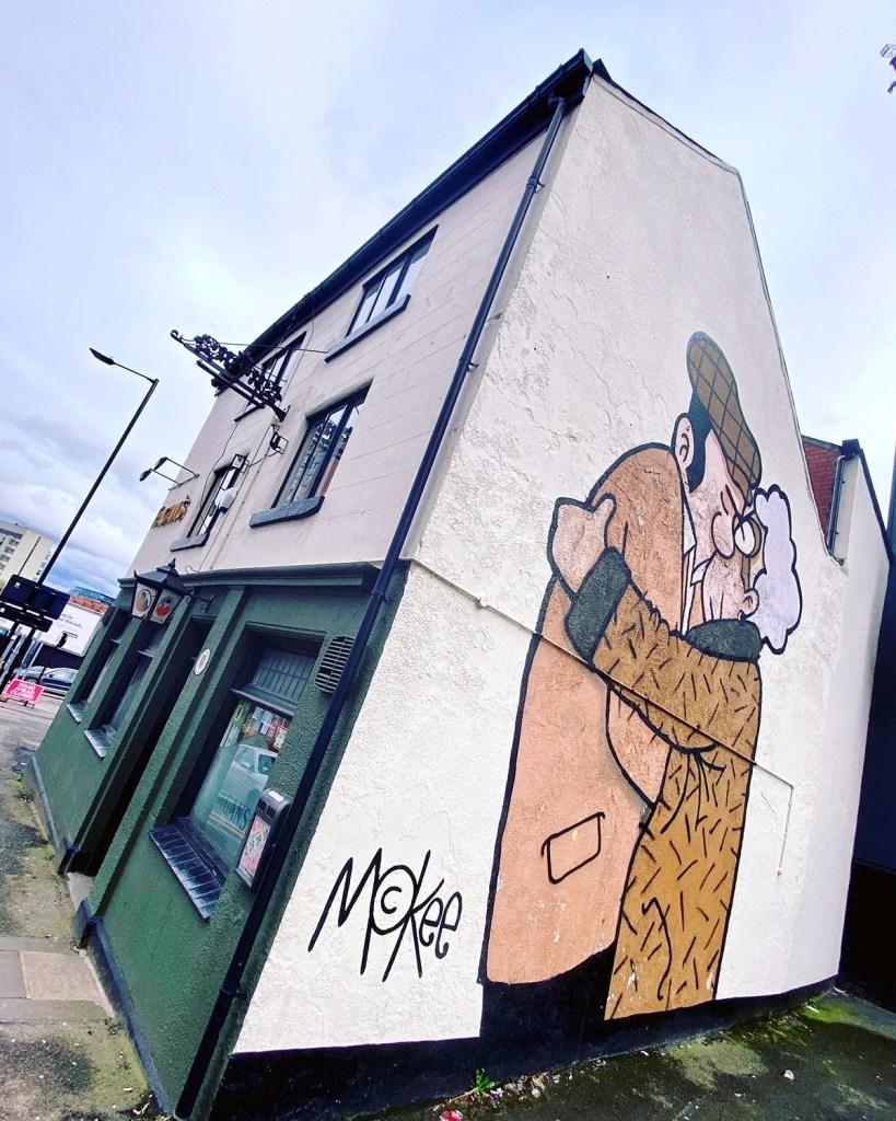 Fagans pub, Broad Lane, Sheffield