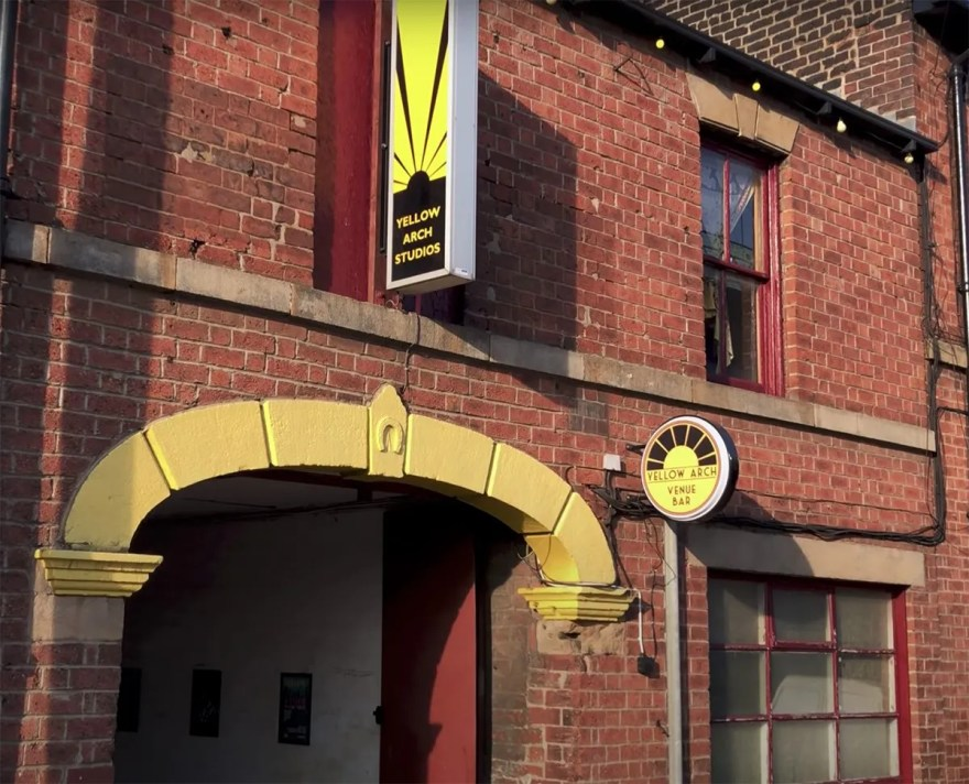 Yellow Arch Studios and Venue Bar