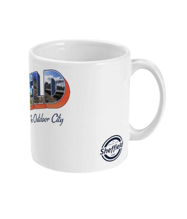 Greetings from Sheffield Mug (11oz)