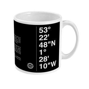 Sheffield Coordinates 11oz Mug