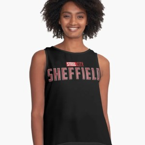 Captain Sheffield — Sleeveless Top